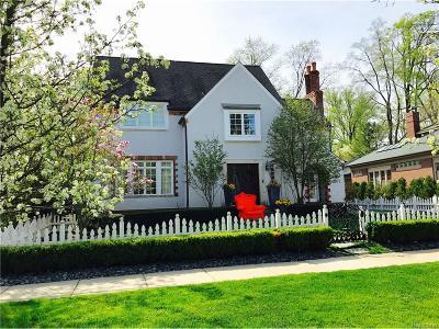 Birmingham Single Family Home For Sale: 242 Aspen Road