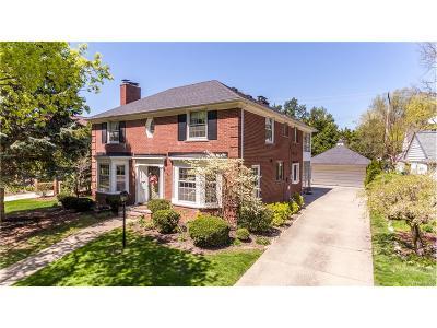 Dearborn Single Family Home For Sale: 24406 Fairmount Drive