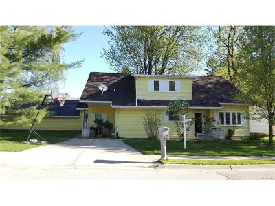 Imlay City MI Single Family Home For Sale: $159,900