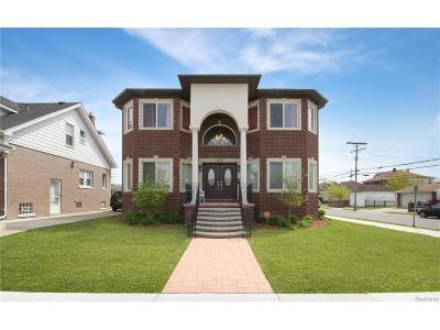 Dearborn Single Family Home For Sale: 6000 Williamson Street