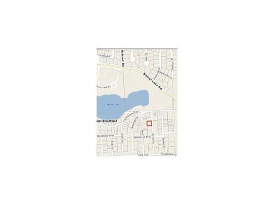 West Bloomfield Twp Residential Lots & Land For Sale: Burrell Place