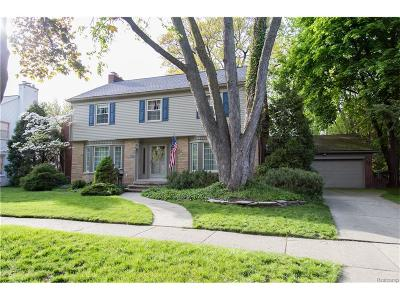 Dearborn Single Family Home For Sale: 24434 Emerson Street