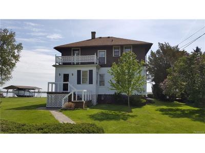 Grosse Ile, Gross Ile, Grosse Ile Twp Single Family Home For Sale: 27641 Elba Drive