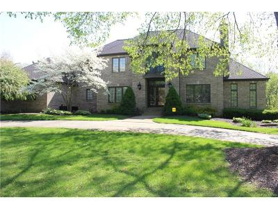 Novi Single Family Home For Sale: 23210 Inverness Court