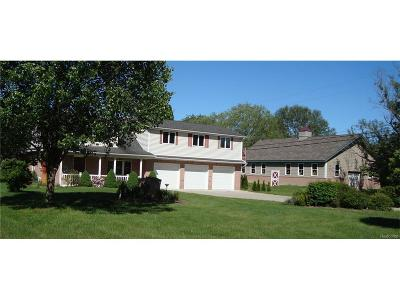Single Family Home For Sale: 64505 Wolcott Road