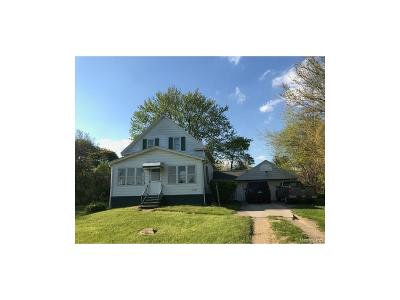 Huron Twp Single Family Home For Sale: 31942 West Road