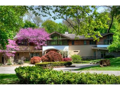 Bloomfield Hills Single Family Home For Sale: 1750 Hillwood Drive
