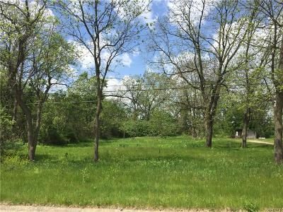 Plymouth, Plymouth Twp, Pymouth Residential Lots & Land For Sale: 14795 Eckles Road