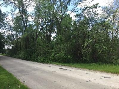 Plymouth, Plymouth Twp, Pymouth Residential Lots & Land For Sale: 14745 Eckles Road