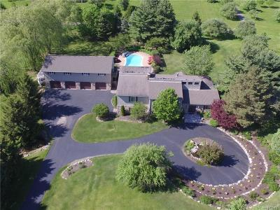 Milford Twp Single Family Home For Sale: 2345 E Commerce Street
