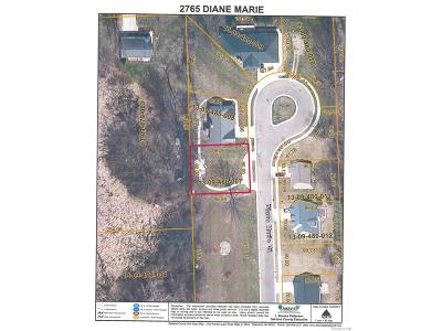 Waterford Twp Residential Lots & Land For Sale: 2765 Diane Marie Court
