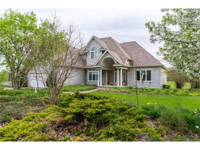 Washtenaw County Single Family Home For Sale: 2600 Notten Road