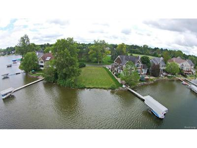 Commerce Twp MI Residential Lots & Land For Sale: $499,000