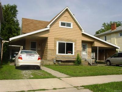 Marine City MI Multi Family Home Sold: $29,900