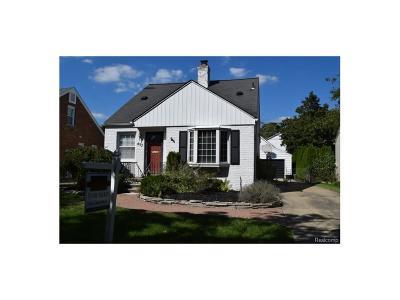 Birmingham Single Family Home For Sale: 457 E Southlawn Boulevard