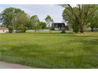Clay Twp MI Residential Lots & Land For Sale: $10,000