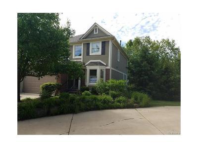 Northville MI Condo/Townhouse For Sale: $359,990