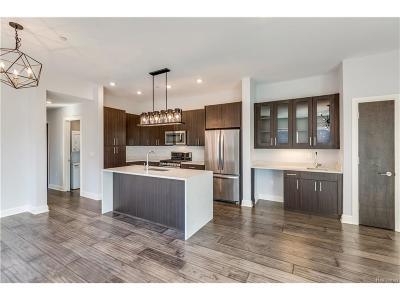 Detroit Condo/Townhouse For Sale: 438 Selden #203