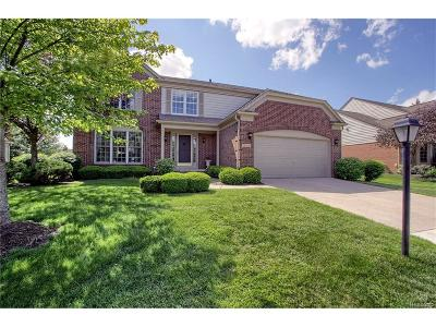 Northville Condo/Townhouse For Sale: 16185 Country Knoll Drive #305