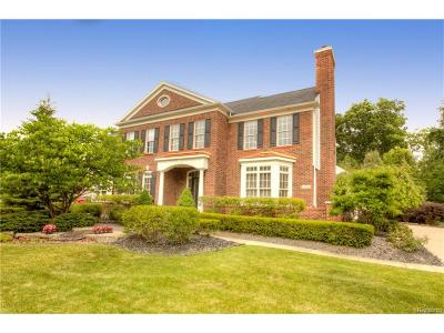 Canton Single Family Home For Sale: 1629 Mistwood Court