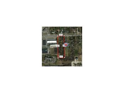 Troy Residential Lots & Land For Sale: 1857 South Boulevard W