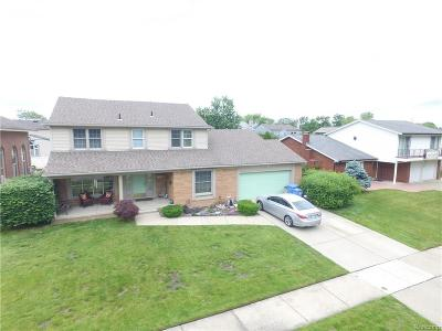 Dearborn Heights Single Family Home For Sale: 25860 Lila Lane