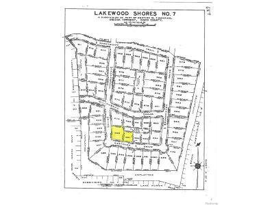 Residential Lots & Land For Sale: Willowbend Road