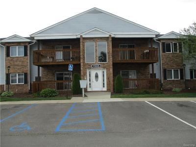 Trenton Condo/Townhouse For Sale: 1595 Harbour Boulevard #154