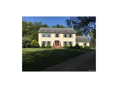 Huron Twp Single Family Home For Sale: 21280 Merriman Road