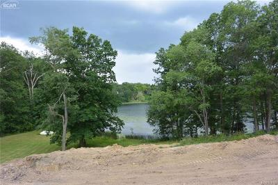 Holly Twp MI Residential Lots & Land For Sale: $94,900