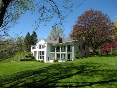 Lapeer County Single Family Home For Sale: 4473 Gardner Road