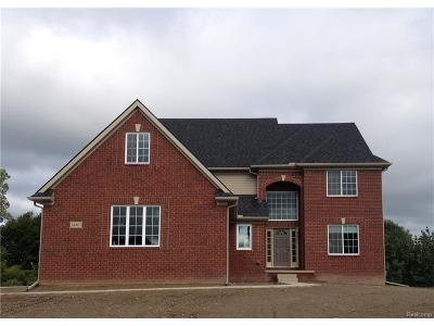 Lyon Twp Single Family Home For Sale: 23990 Enclave Drive