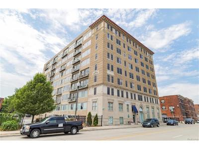 Detroit Condo/Townhouse For Sale: 2915 John R Street #408