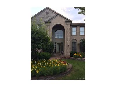 Single Family Home For Sale: 3700 Acadia Drive
