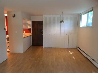 Ann Arbor, Ann Arbor (c), Ann Arbor Twp, Ann Arbpr Condo/Townhouse For Sale: 2313 Packard Street #A102