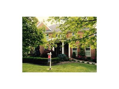 Rochester Single Family Home For Sale: 517 Oak Street