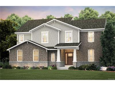 Rochester Single Family Home For Sale: 1105 Prescott Drive