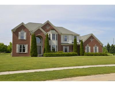 Plymouth Single Family Home For Sale: 11489 Fellows Creek