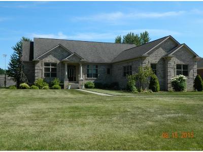 Grosse Ile, Gross Ile, Grosse Ile Twp Single Family Home For Sale: 23609 Parke Lane
