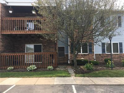Trenton Condo/Townhouse For Sale: 1225 Harbour Unit 25 Drive