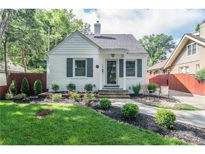Birmingham Single Family Home For Sale: 1042 Chestnut Street