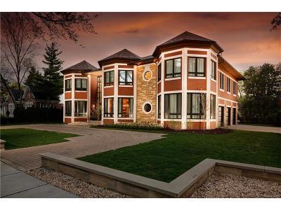 Birmingham Single Family Home For Sale: 1389 Pilgrim Avenue