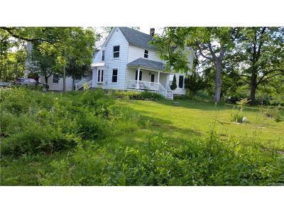 Farmington Hills Single Family Home For Sale: 25415 Power Road