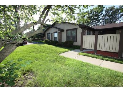 Troy Condo/Townhouse For Sale: 2706 Roundtree Drive #60