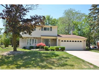 Grosse Ile Twp MI Single Family Home For Sale: $249,900