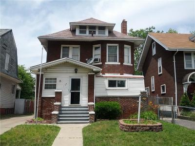 Highland Park Single Family Home For Sale: 139 Winona Street