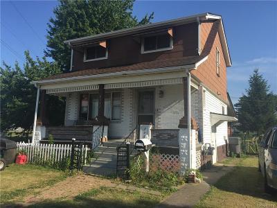 Dearborn Single Family Home For Sale: 8731 Graham Street