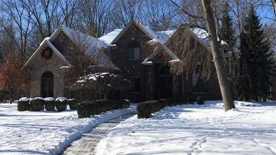 Grosse Ile, Gross Ile, Grosse Ile Twp Single Family Home For Sale: 22015 Ember Court
