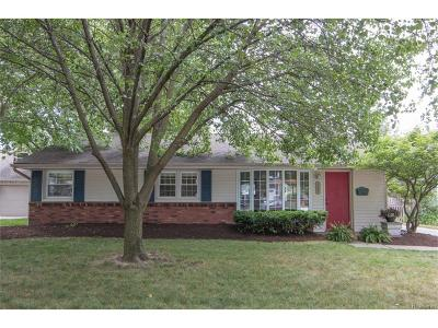 Plymouth Single Family Home For Sale: 1361 Ross Street