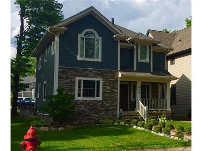 Rochester Single Family Home For Sale: 932 Roselawn Drive